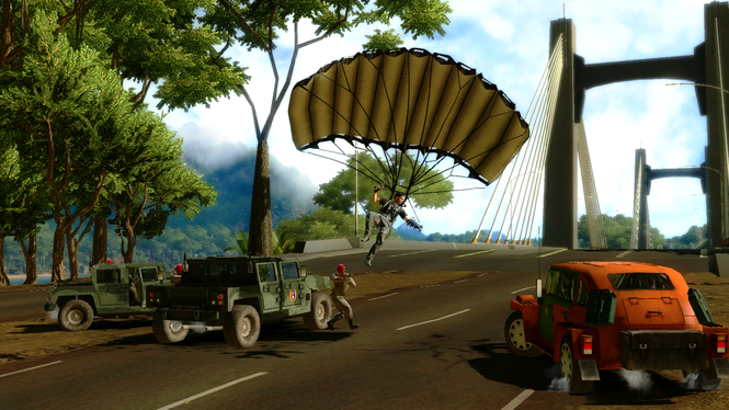 Just Cause 2 Screenshot 9