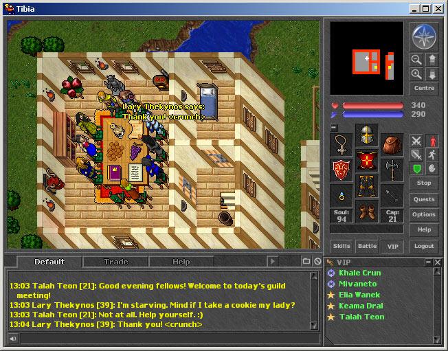Tibia Screenshot 3