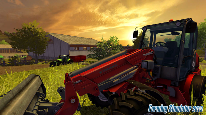 Farming Simulator Screenshot 1
