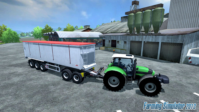 Fs 2013: farming simulator 2013 demo v demo patches mod für.