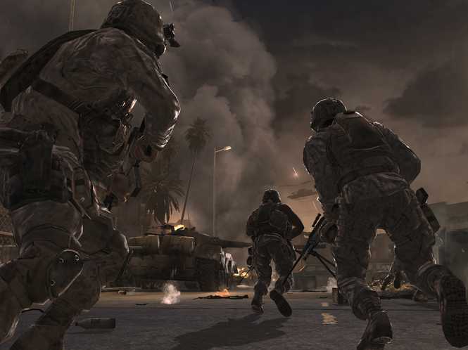 Call of Duty 4: Modern Warfare Screenshot 2