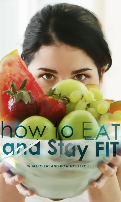How to Eat and Stay Fit Screenshot