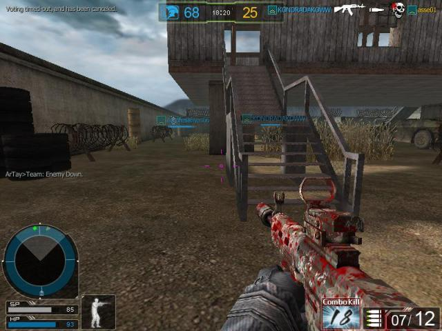 Operation 7 Screenshot 1