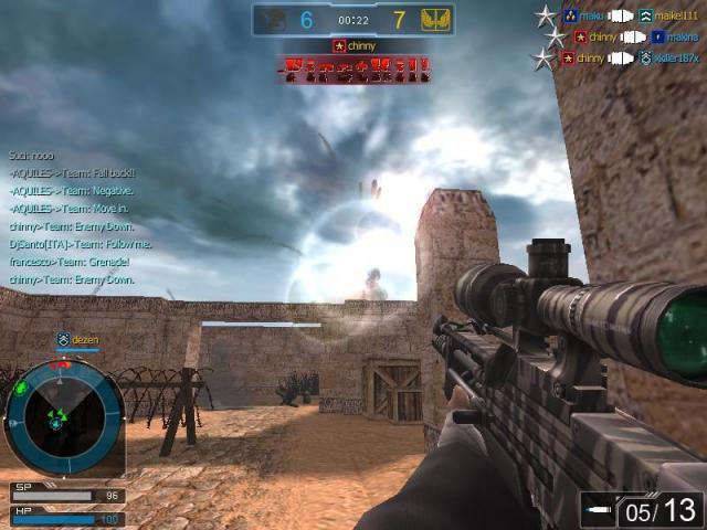 Operation 7 Screenshot 10