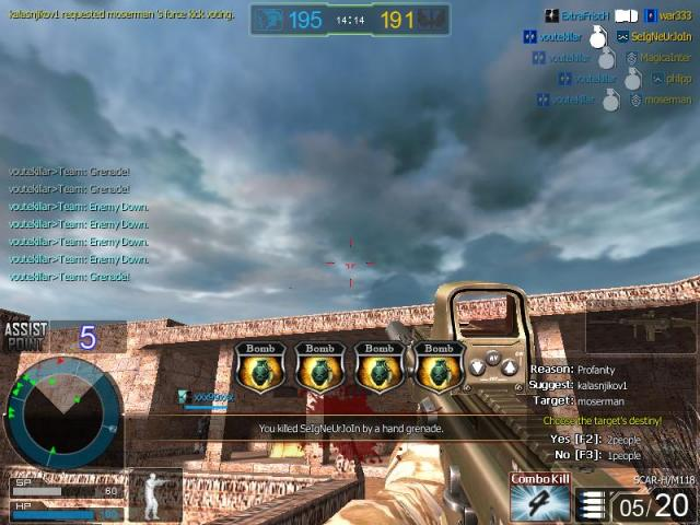 Operation 7 Screenshot 2