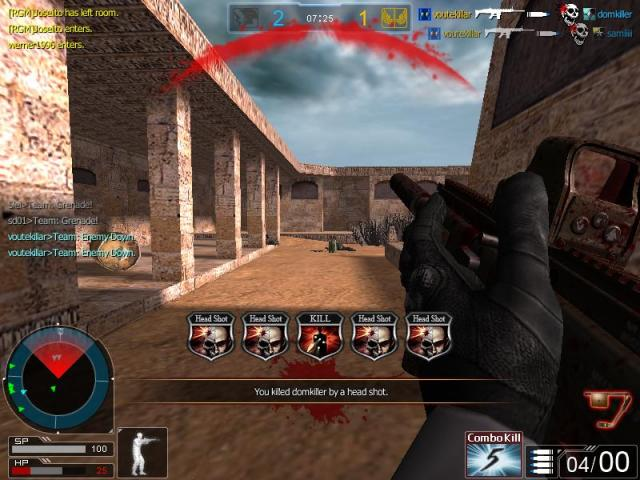 Operation 7 Screenshot 5
