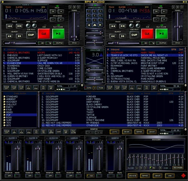BPM Studio Pro Screenshot