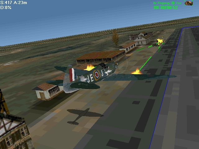 Air Attack Screenshot