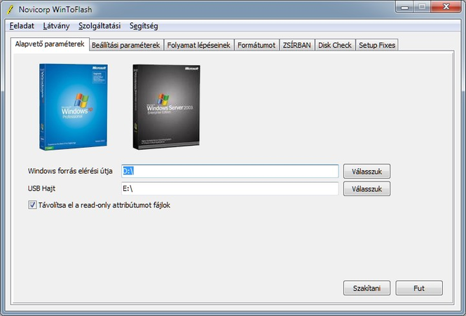 WinToFlash Lite [The Bootable USB Creator] Screenshot 3