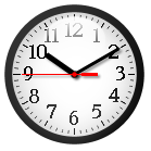 Modern Clock GT-7 Screenshot