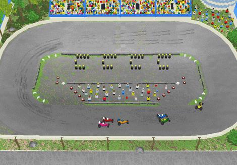 Gene Rally Screenshot 2