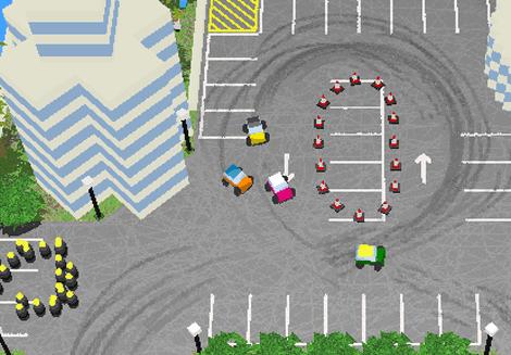 Gene Rally Screenshot 3