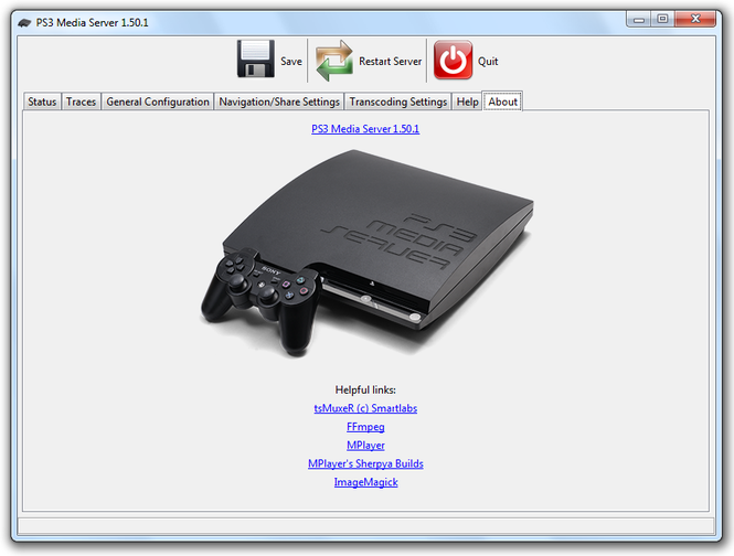 transcode ps3 media server mac