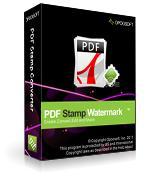 PDF Stamp command line developer Screenshot