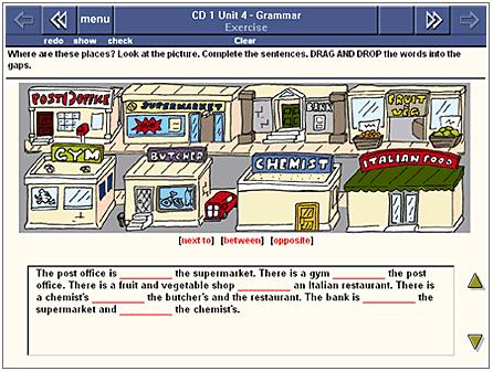 Planet English Screenshot 2