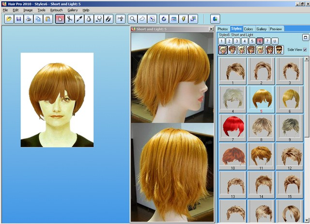 Hair Pro Screenshot 2