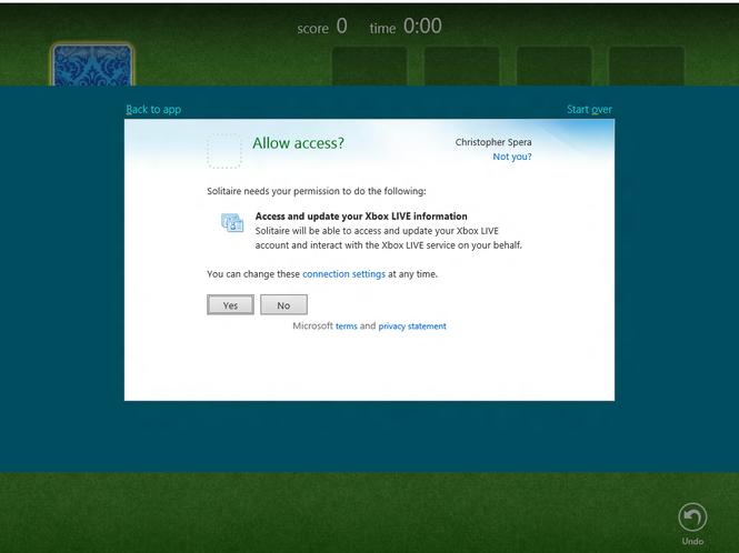 Windows 8 Consumer Preview Screenshot 4
