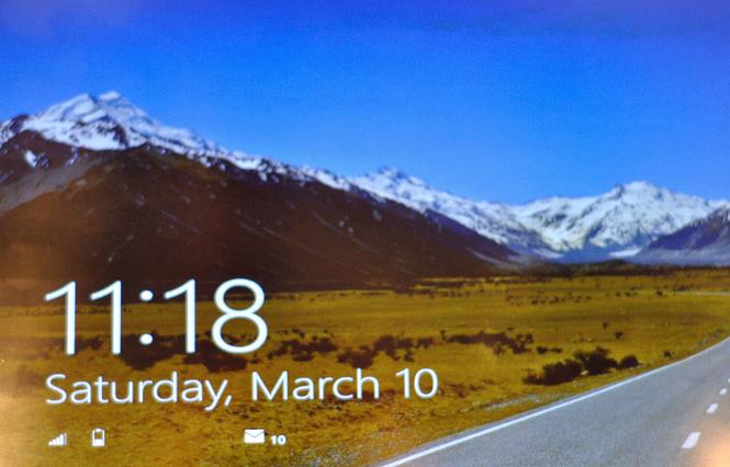 Windows 8 Consumer Preview Screenshot 5