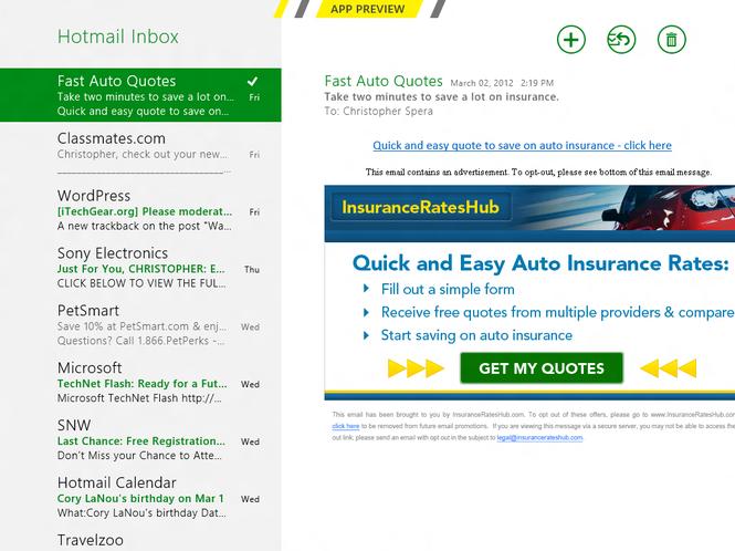 Windows 8 Consumer Preview Screenshot 8