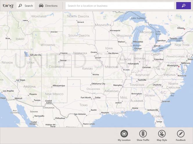 Windows 8 Consumer Preview Screenshot 10