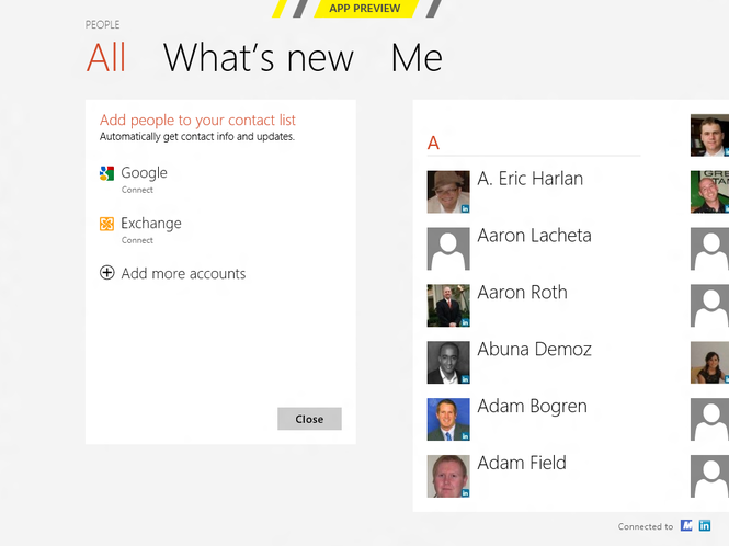 Windows 8 Consumer Preview Screenshot 11