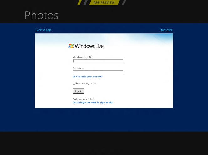 Windows 8 Consumer Preview Screenshot 13