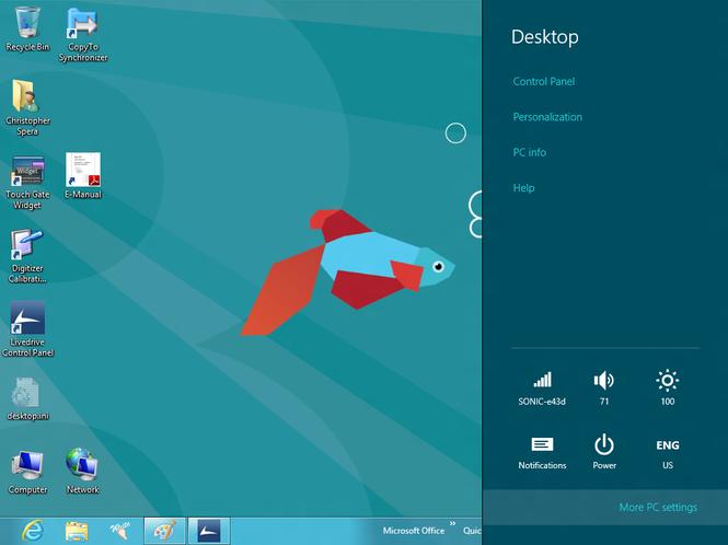 Windows 8 Consumer Preview Screenshot 17