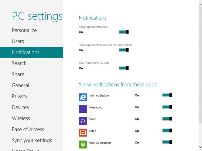 Windows 8 Consumer Preview Screenshot 20