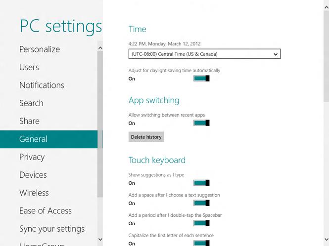 Windows 8 Consumer Preview Screenshot 23