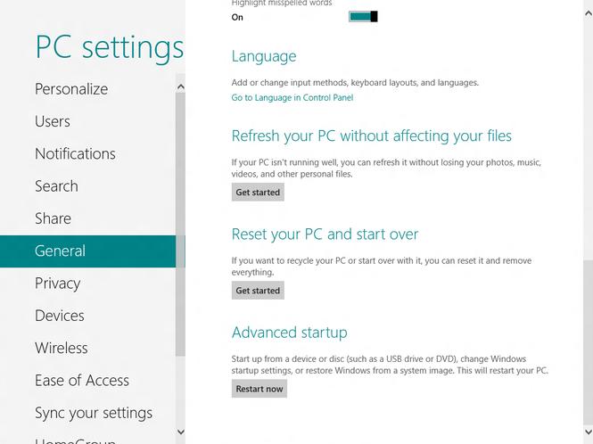 Windows 8 Consumer Preview Screenshot 25