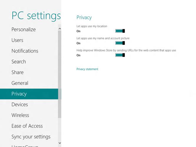 Windows 8 Consumer Preview Screenshot 26