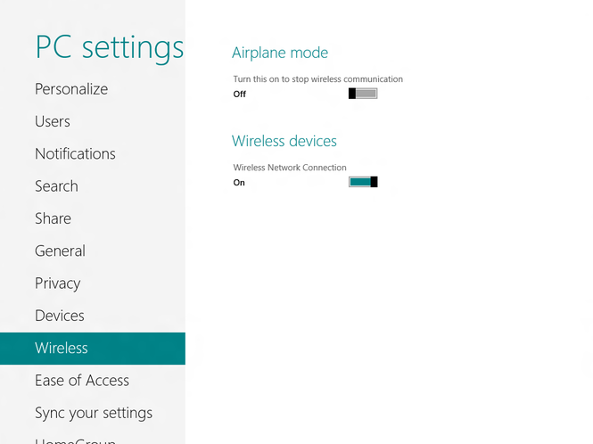 Windows 8 Consumer Preview Screenshot 28