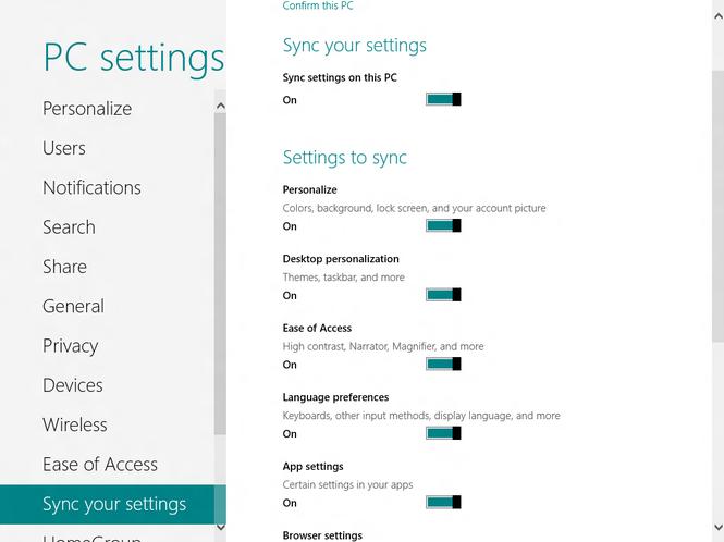 Windows 8 Consumer Preview Screenshot 30