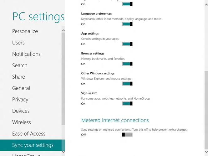 Windows 8 Consumer Preview Screenshot 31