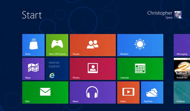 Windows 8 Consumer Preview Screenshot 34