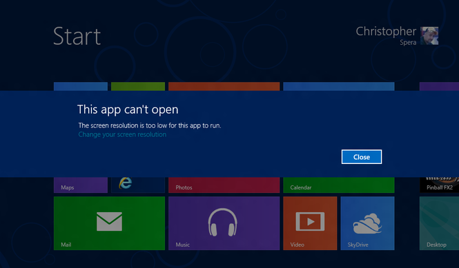 Windows 8 Consumer Preview Screenshot 35