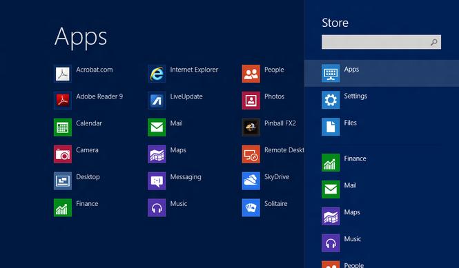 Windows 8 Consumer Preview Screenshot 37