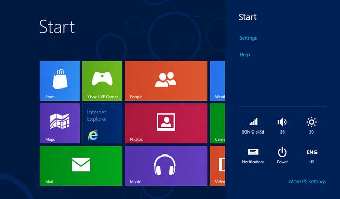 Windows 8 Consumer Preview Screenshot 38