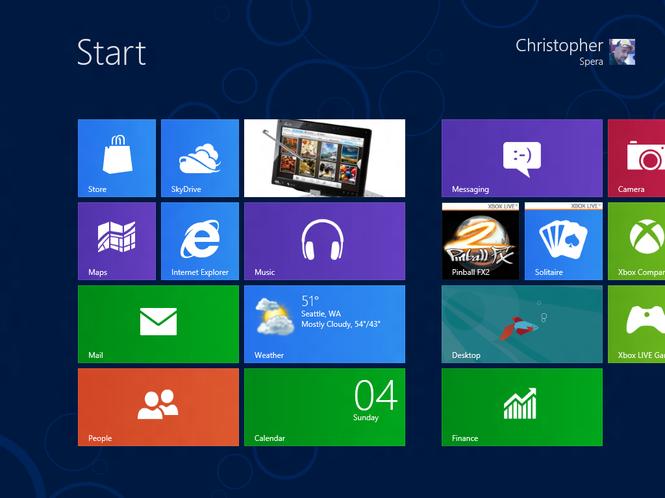 Windows 8 Consumer Preview Screenshot 41