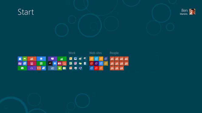 Windows 8 Consumer Preview Screenshot 2