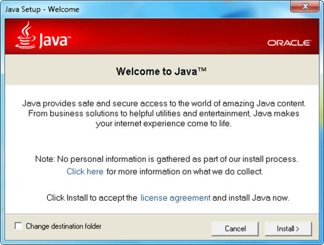 java runtime environment download windows xp