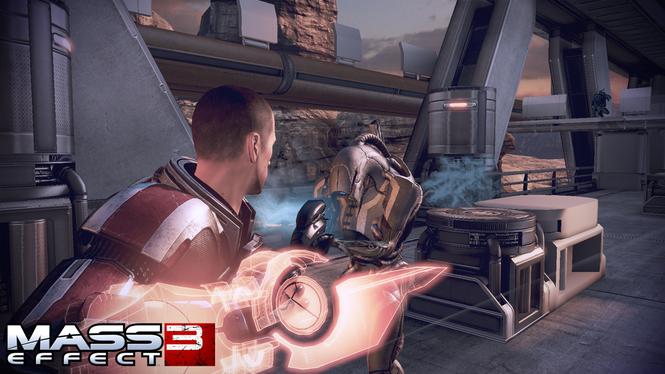 Mass Effect 3 Screenshot 9