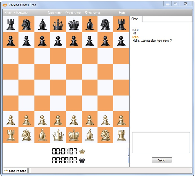 Packed Chess Free Screenshot