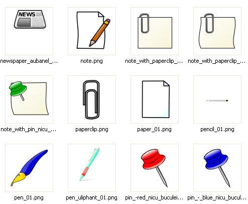 Open Clip Art Library Screenshot