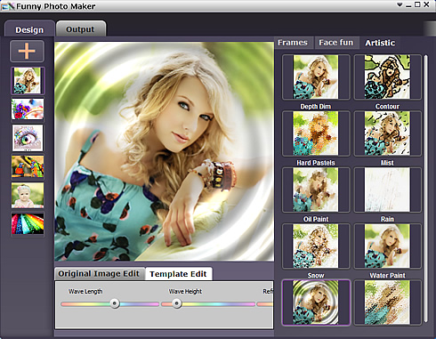 Funny Photo Maker Screenshot 1