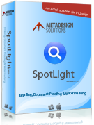 SpotlightPSD - Search within PhotoShop Screenshot