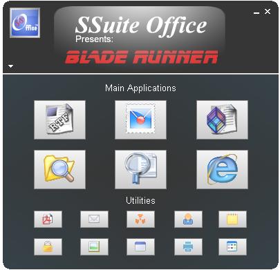 SSuite Office - Blade Runner Screenshot