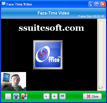 SSuite Office - FaceTime Video Phone Screenshot