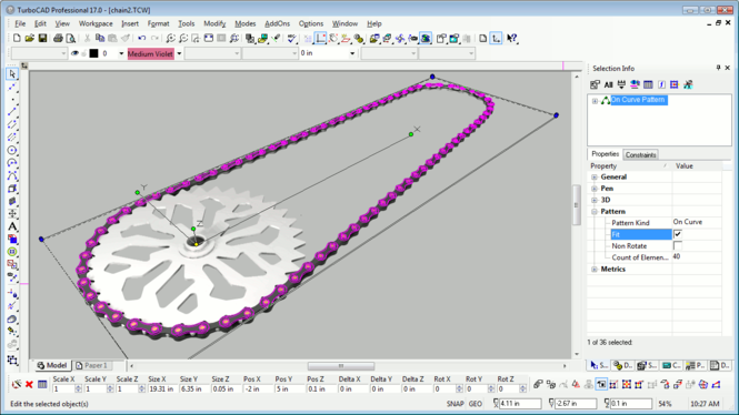 TurboCAD Standard Screenshot