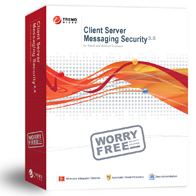 Trend Micro Client Server Messaging Security for SMB Screenshot 1